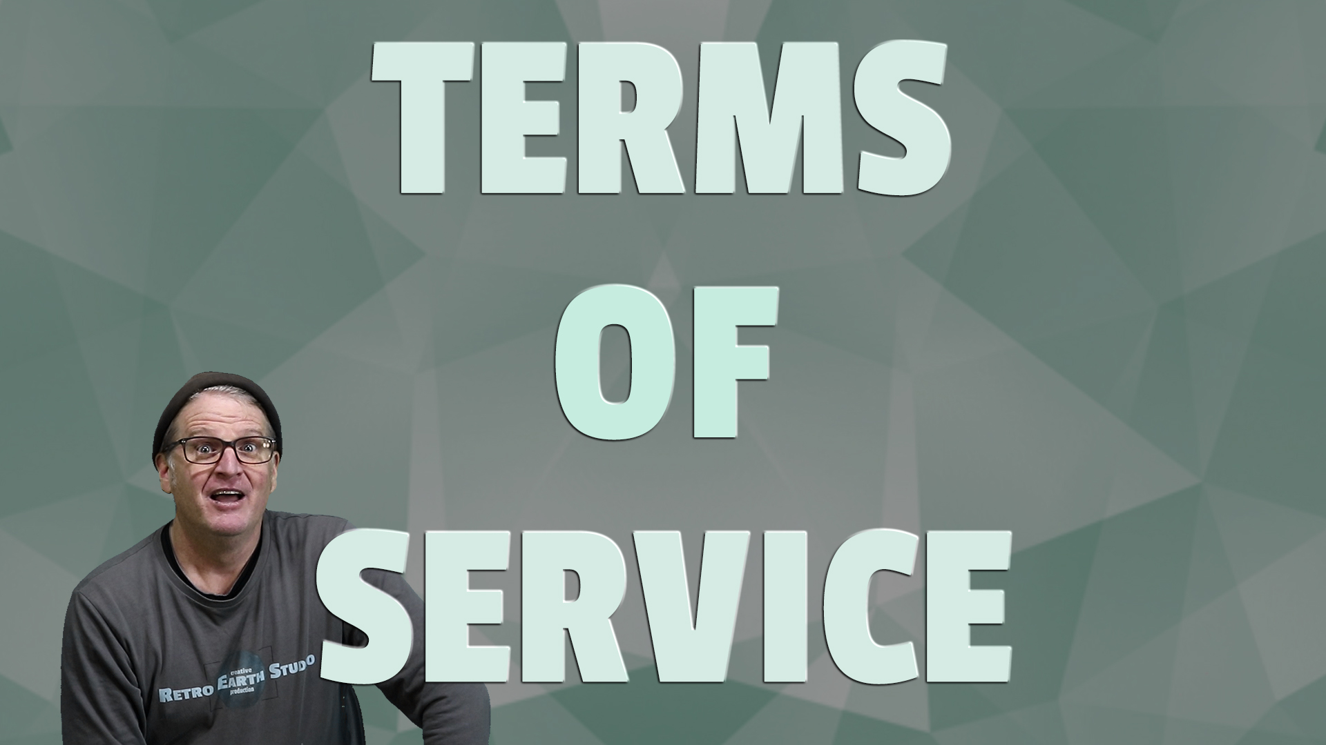 Terms Of Service 1