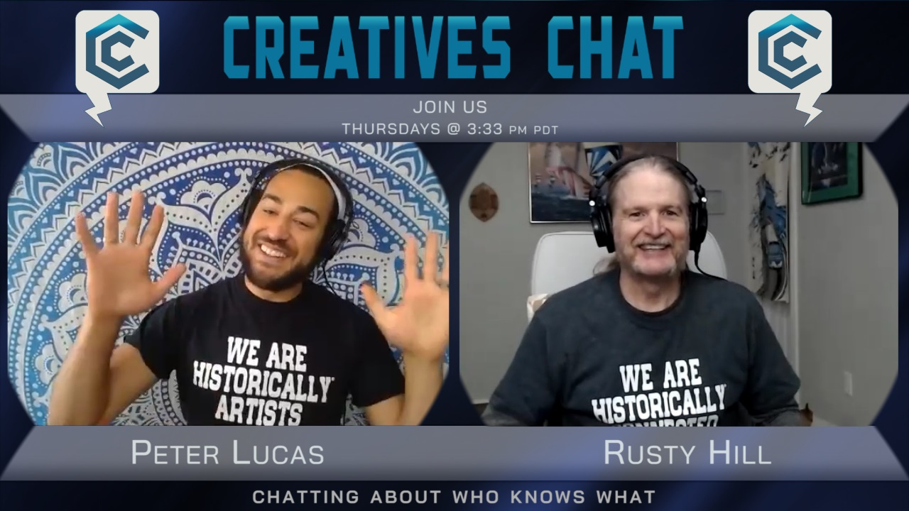 CREATIVES CHAT WEBSITE